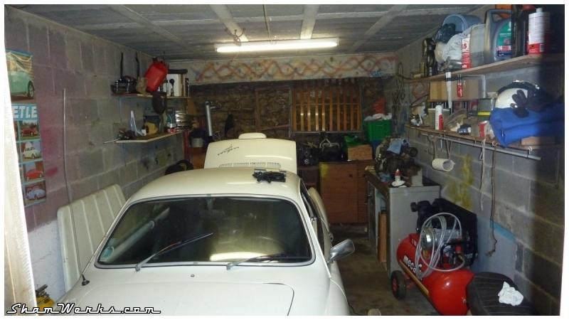 eclairage atelier garage best eclairage garage et ambiance with eclairage atelier garage great. Black Bedroom Furniture Sets. Home Design Ideas