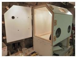 shamwerks atelier atelier cabine de sablage. Black Bedroom Furniture Sets. Home Design Ideas