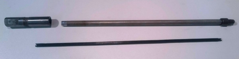 vw 36hp pushrod wood wooden