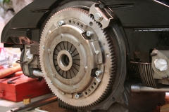 VW 36hp flywheel clutch assembly balancing