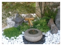 Shamwerks terrace project terrace project japanese for Jardin japonais miniature