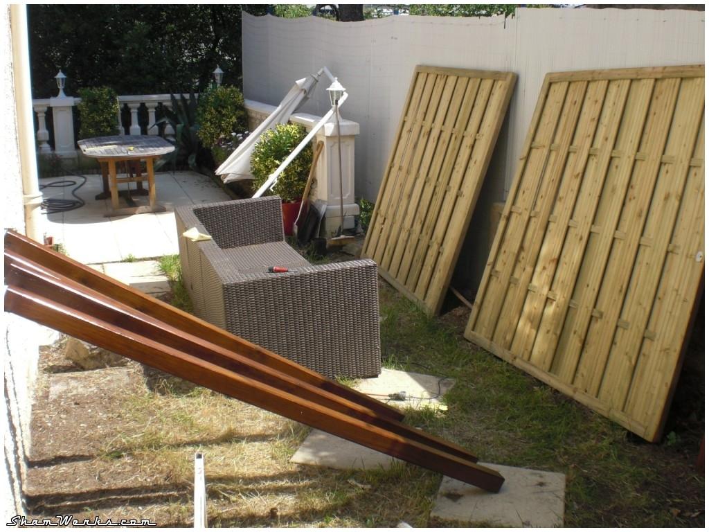 Terrasse en bois terrasse en bois - Separation en bois ...