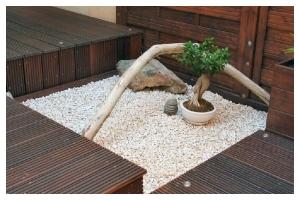 Shamwerks Terrace Project Terrace Project Japanese Garden Tsuboniwa Karesensui