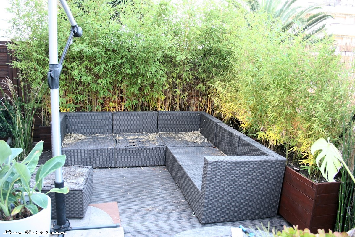 shamwerks terrasse project terrasse project les bacs. Black Bedroom Furniture Sets. Home Design Ideas