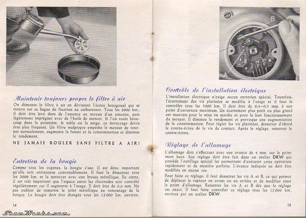 Shamwerks   1954 Ifa