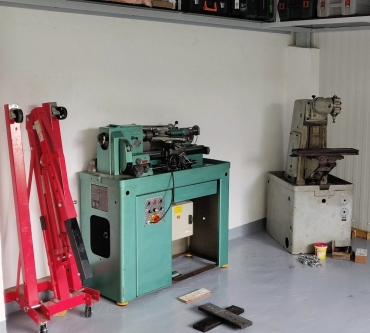 lathe and milling machine finally meet