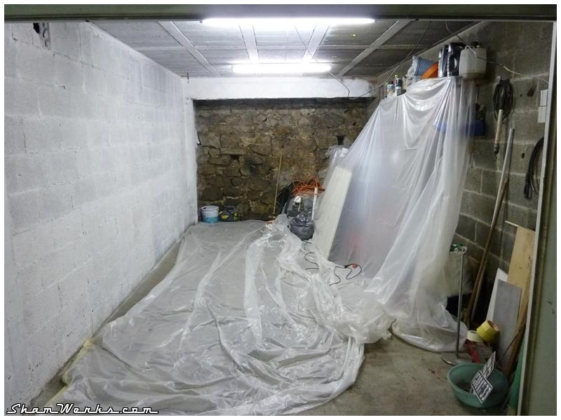 Shamwerks Atelier Atelier Garage Project La Rénovation