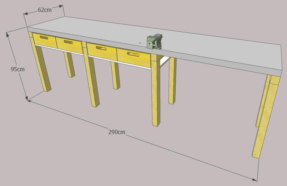 shamwerks atelier atelier tabli. Black Bedroom Furniture Sets. Home Design Ideas