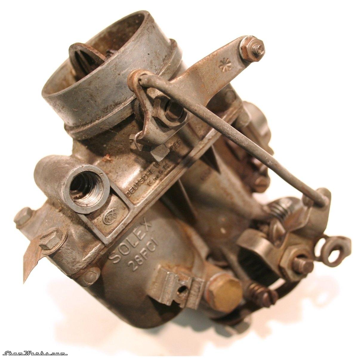 histoire carburateur solex
