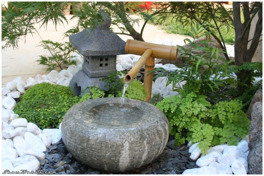 Shamwerks terrace project terrace project japanese for Comment faire un jardin japonais miniature