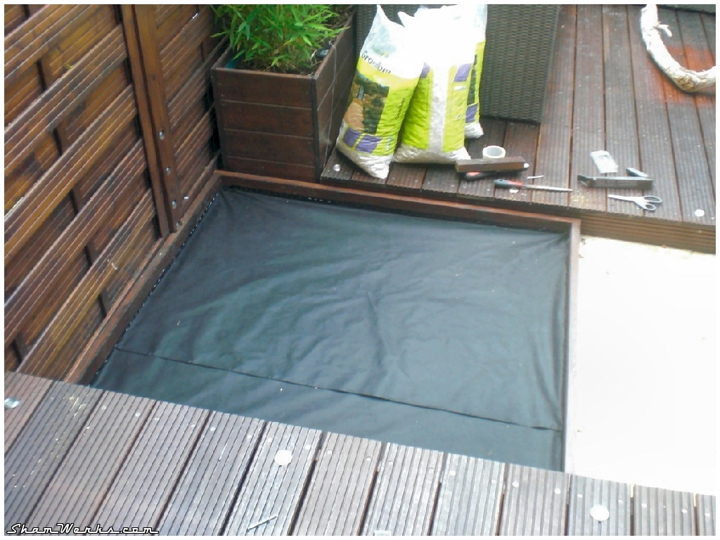 Shamwerks terrasse project terrasse project jardin japonais tsuboniwa karesensui - Mur terras ...