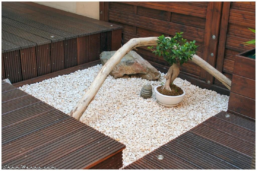 Shamwerks terrasse project terrasse project jardin for Jardin japonais sur terrasse