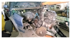 Engine swap Golf mk2 1988 1L8 1.8 GU 90hp